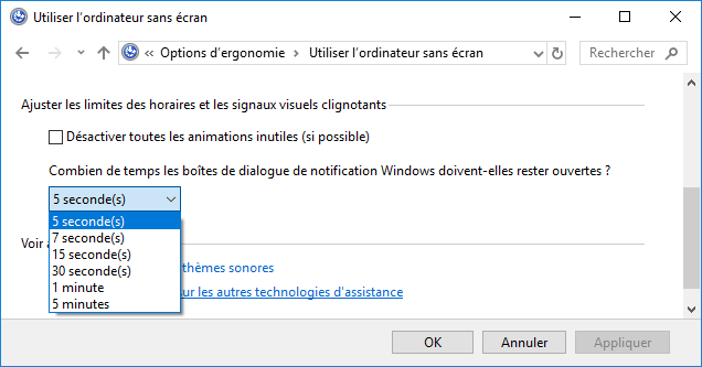 Utiliser l'ordinateur sans écran 2 Windows 10